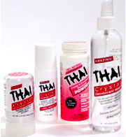Thai Crystal Deodorants